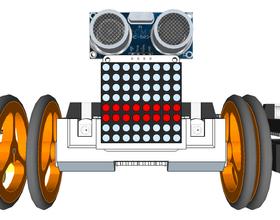 Pin miniMe™ - DIY mini Robot Platform - Design Concepts 3D Printing 224577