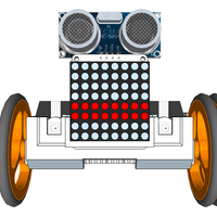 Small miniMe™ - DIY mini Robot Platform - Design Concepts 3D Printing 224577
