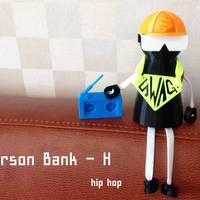 Small Person Bank - H 3D Printing 22461