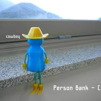 Small Person Bank - C 3D Printing 22486
