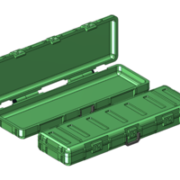 Small weapon case 1/10 3D Printing 225379