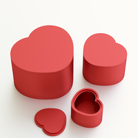 Small Heart box for gift 3D Printing 225464