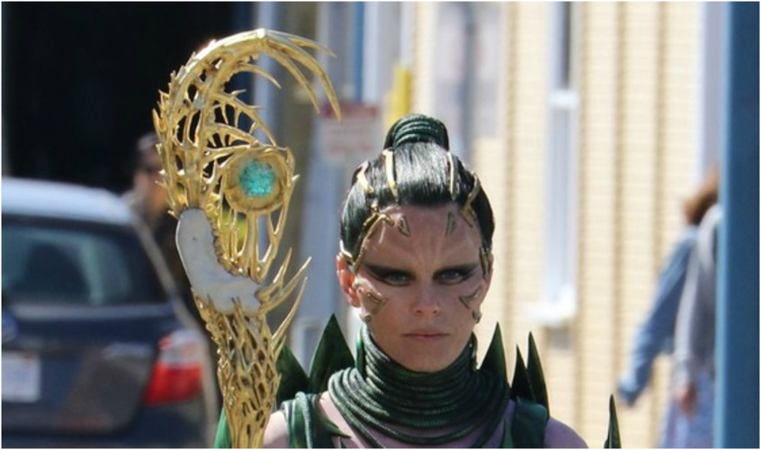 Rita Repulsa Staff from 2017 Power Rangers movie 3D print model 3D Print 225672