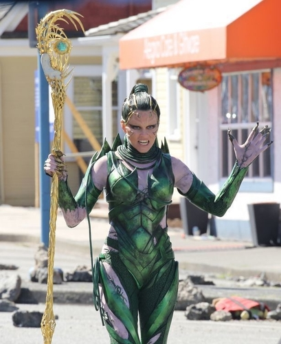 Rita Repulsa Staff from 2017 Power Rangers movie 3D print model 3D Print 225677