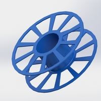 Small Practice 3D. P7. Spool 3D Printing 225730