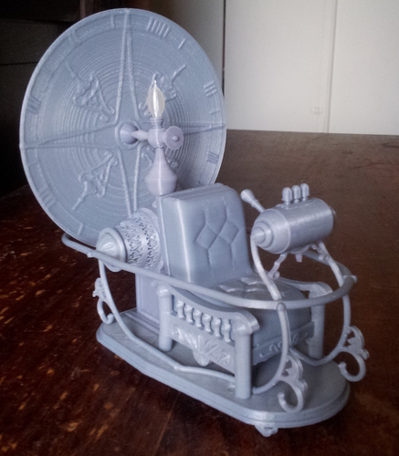 Time Machine. 3D Print 225771
