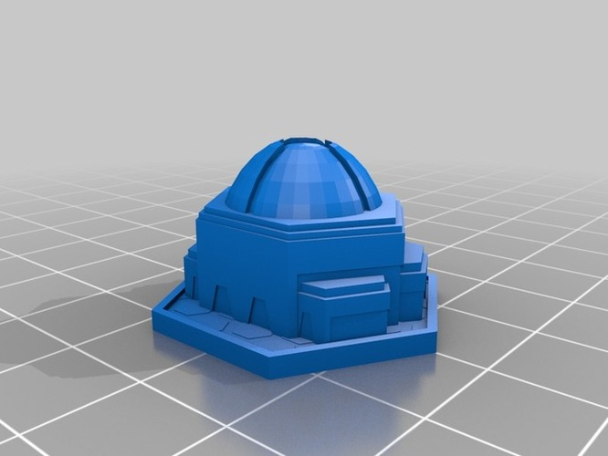 Pocket-Tactics United Separatist Militia 3D Print 2259