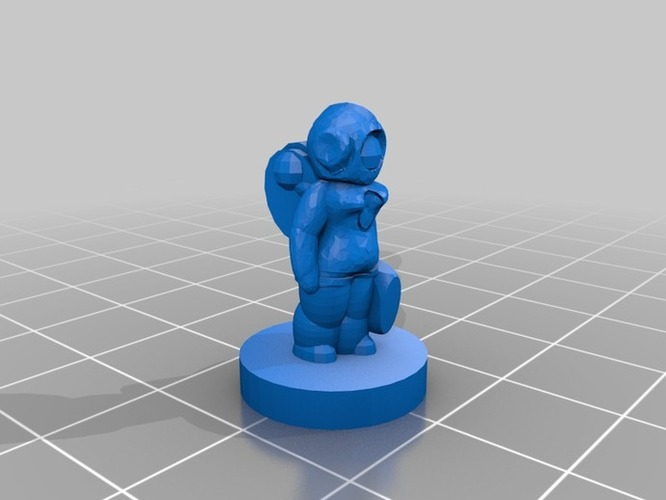 Pocket-Tactics United Separatist Militia 3D Print 2260