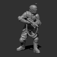 Small The Vindicator 3D Printing 226025
