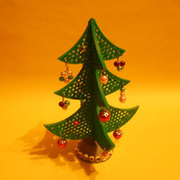 Small Christmas Tree 3D Printing 22610