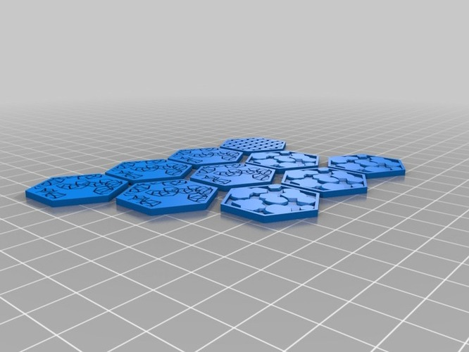 Pocket-Tactics United Separatist Militia 3D Print 2266