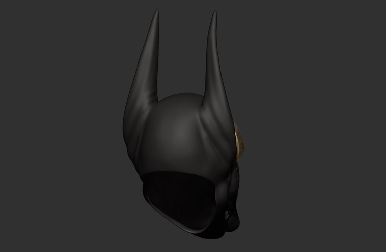 Anubis Helmet For Cosplay 3D Print 226606