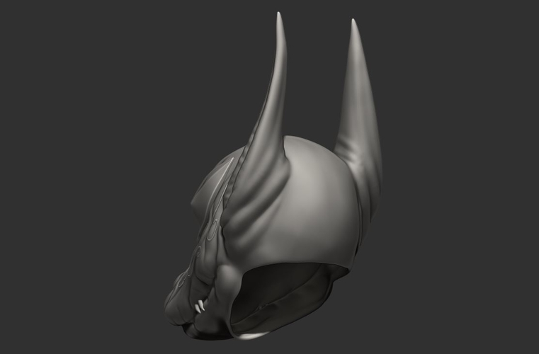 Anubis Helmet For Cosplay 3D Print 226610