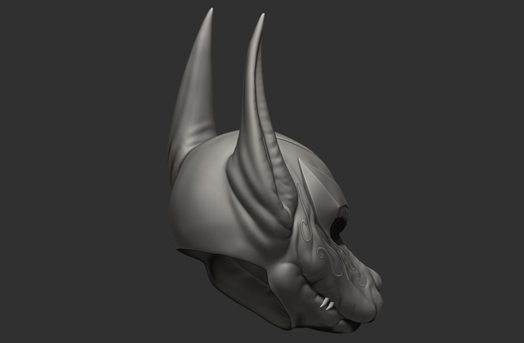 Anubis Helmet For Cosplay 3D Print 226611