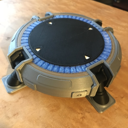 Fortnite Jump / Launch Pad 3D Print 227044