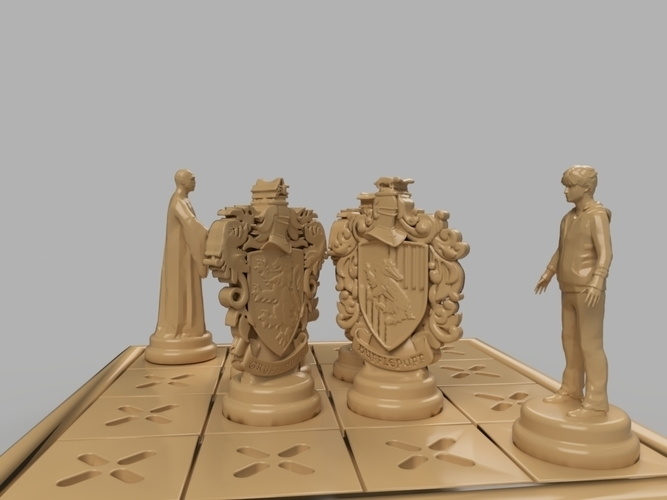 Harry Potter board game 3D Print 227283
