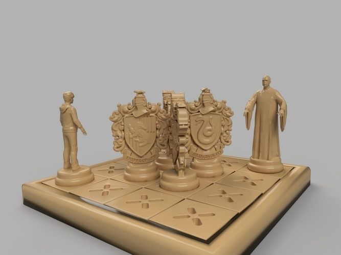 Harry Potter board game 3D Print 227284