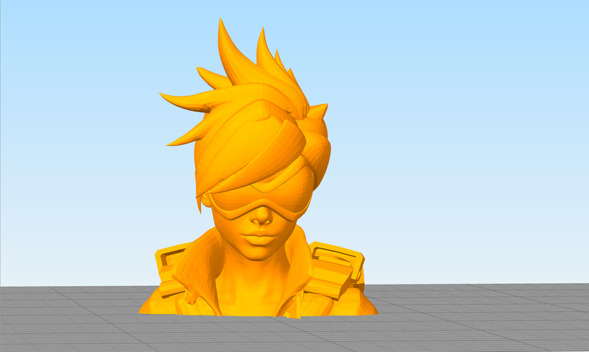 kathy the tracer 3D Print 227302