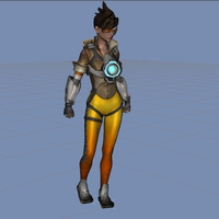Small kathy the tracer 3D Printing 227303