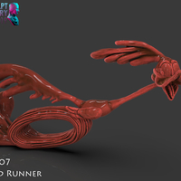 Small The Road Runner 3D Printing 227364