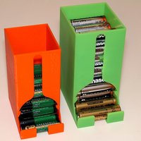 Small Battery Dispenser Box for AA and AAA batteries 3D Printing 227762