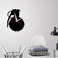 Small Decorative Wall Clock C2 3D Printing 227896