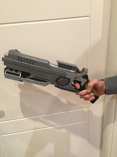 Reaper Blackwatch Shotgun Overwatch 3D Print 228048