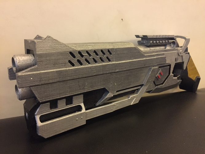 Reaper Blackwatch Shotgun Overwatch 3D Print 228054