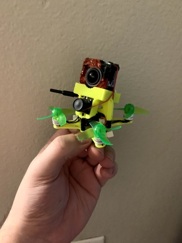 4k 75mm Cinewhoop 3D Print 228189