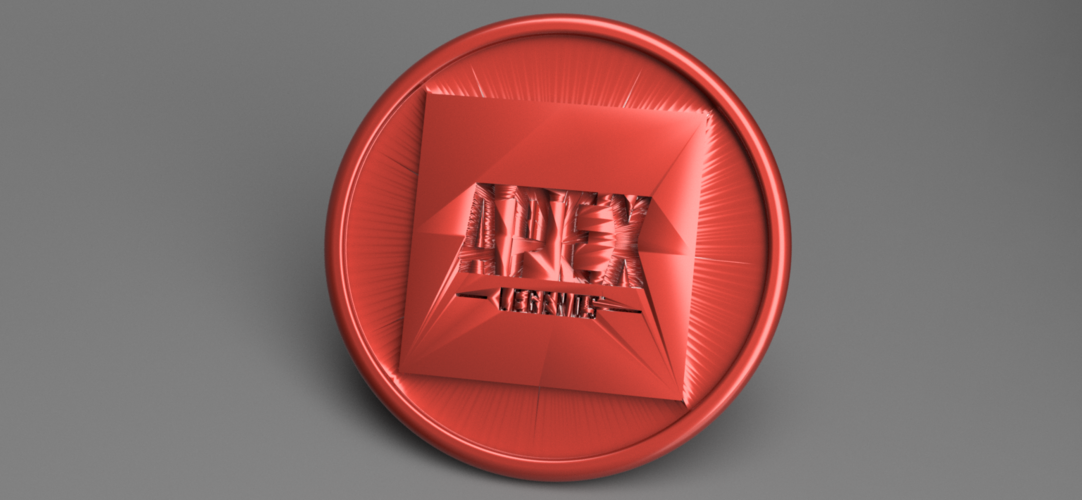Apex Legends drinkcoaster 3D Print 228528