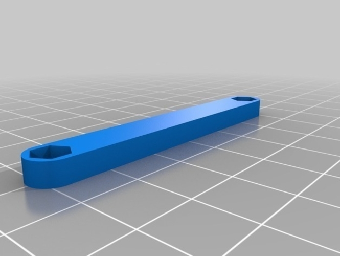ZERO ENERGY WRITING POCKET RATTLE 3D Print 229002