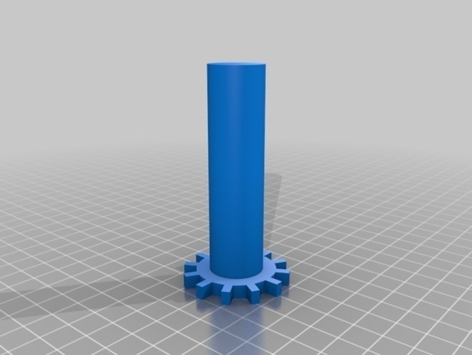 ZERO ENERGY WRITING POCKET RATTLE 3D Print 229004