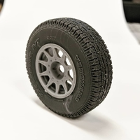 Small Method MR502 & Yokohama Geolandar 215/70r15 3D Printing 229123