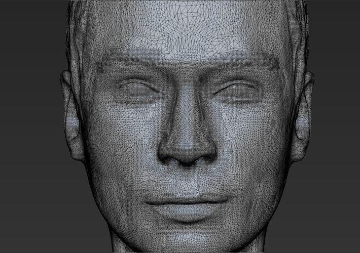 Sheldon Big Bang Theory 3D printing ready stl obj 3D Print 229433