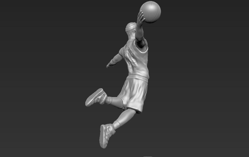 Lebron James ready for full color 3D printing 3D Print 229562