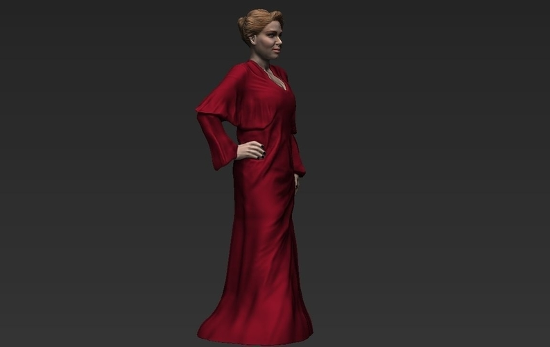 Adele ready for full color 3D printing 3D Print 229676