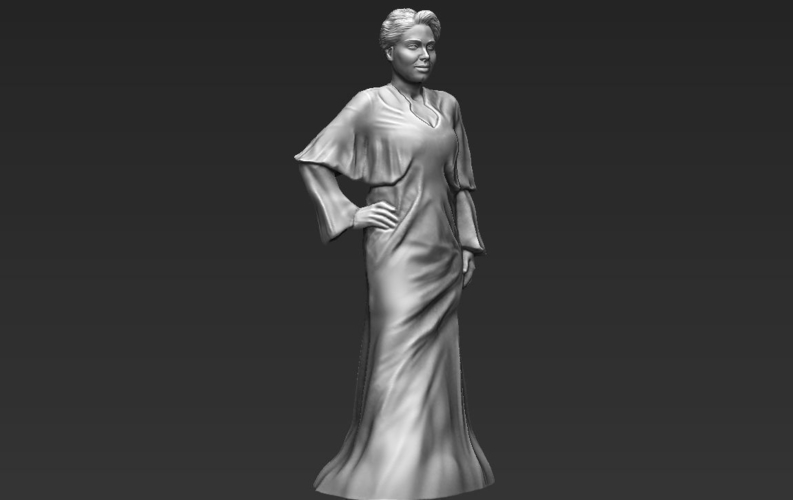 Adele ready for full color 3D printing 3D Print 229681