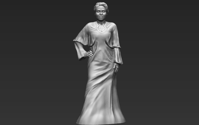 Adele ready for full color 3D printing 3D Print 229682