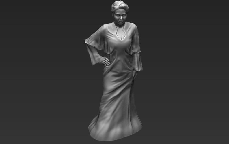 Adele ready for full color 3D printing 3D Print 229684