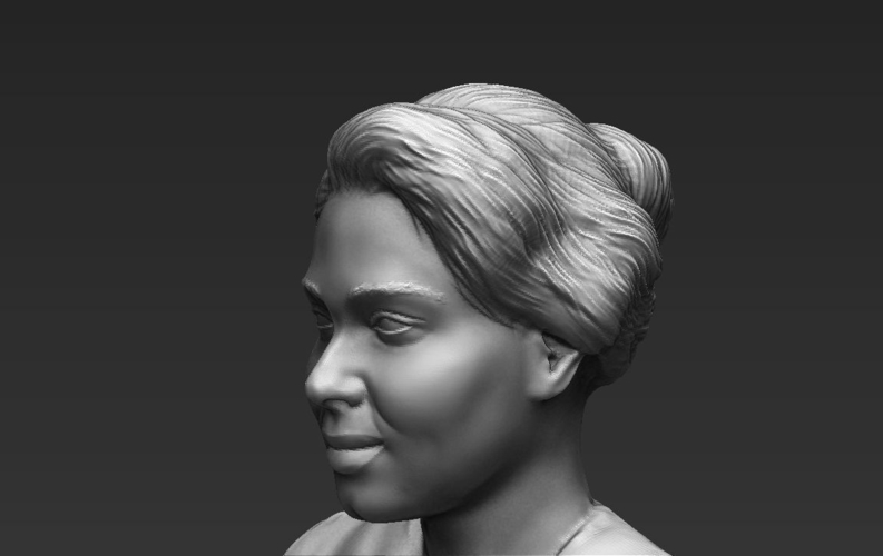 Adele ready for full color 3D printing 3D Print 229686