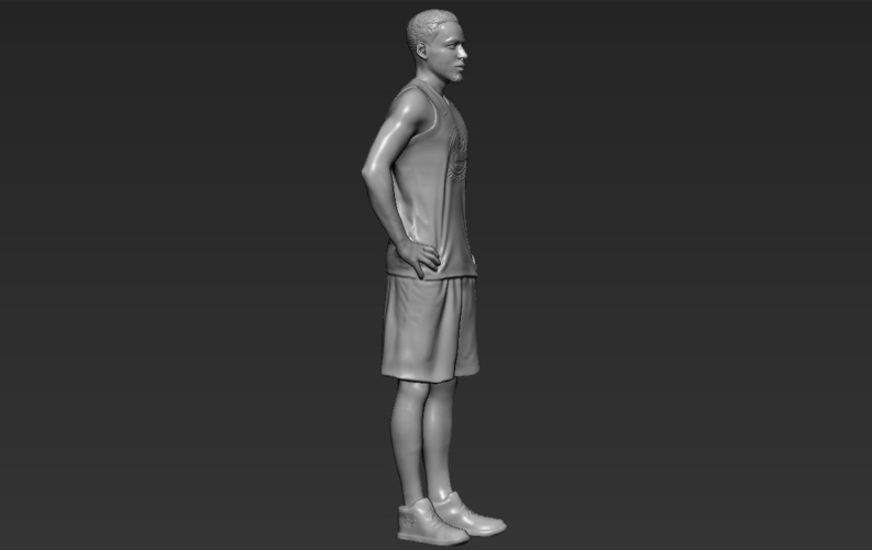 Stephen Curry ready for full color 3D printing 3D Print 230422