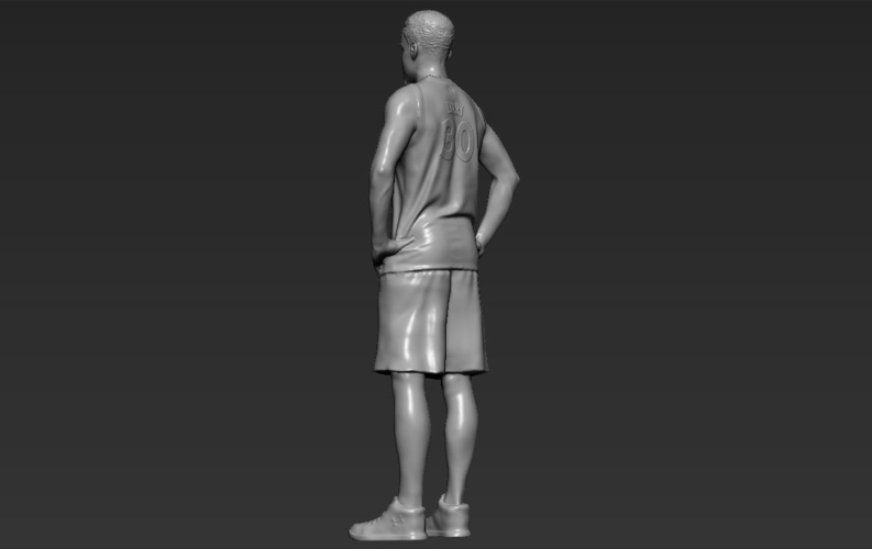 Stephen Curry ready for full color 3D printing 3D Print 230423
