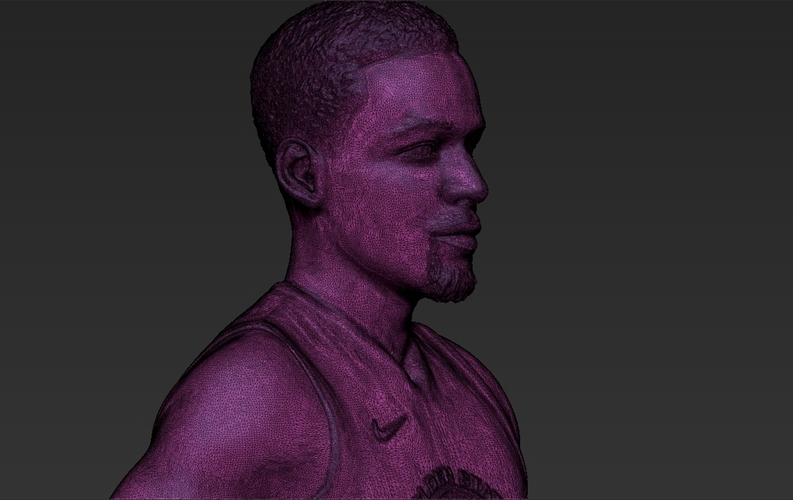 Stephen Curry ready for full color 3D printing 3D Print 230429