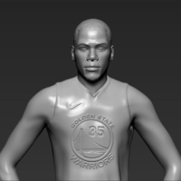 Small Kevin Durant 3D printing ready stl obj 3D Printing 230431