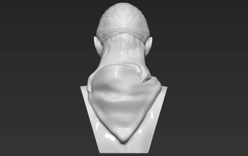 Legolas bust Lord of the Rings 3D printing ready stl obj 3D Print 231146