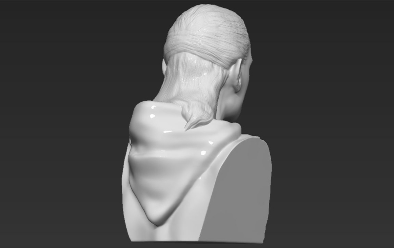 Legolas bust Lord of the Rings 3D printing ready stl obj 3D Print 231148