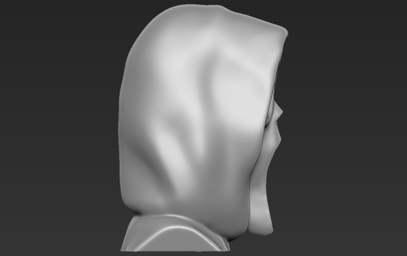 Ghostface from Scream bust 3D printing ready stl obj 3D Print 233111