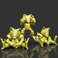 Small Abra Redesign Sculpture 3D Printing 233279