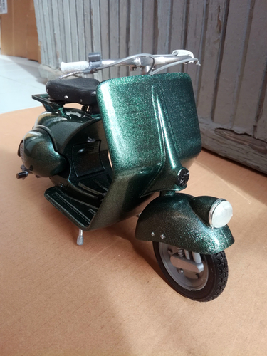 VESPA PIAGGIO 125 - 1951 FIRST MODEL 3D Print 233463