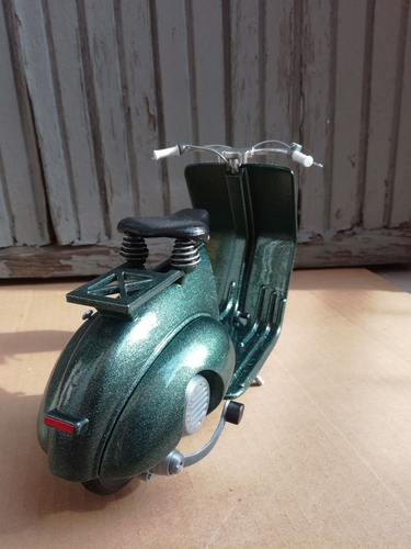 VESPA PIAGGIO 125 - 1951 FIRST MODEL 3D Print 233472